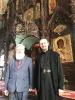 Наш храм посетил Владимир Михайлович Лавров_3