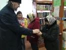 Пасхальная встреча в библиотеке п. Аксентис