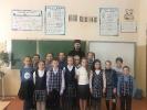 Урок ОПК в школе п. Ильинское