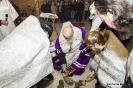 Закладка капсулы с грамотой в алтаре вновь построенного храма Воздвижения Честного и Животворящего Креста Господня_10