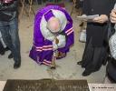 Закладка капсулы с грамотой в алтаре вновь построенного храма Воздвижения Честного и Животворящего Креста Господня_2