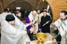 Закладка капсулы с грамотой в алтаре вновь построенного храма Воздвижения Честного и Животворящего Креста Господня_6