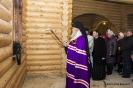 Закладка капсулы с грамотой в алтаре вновь построенного храма Воздвижения Честного и Животворящего Креста Господня_7